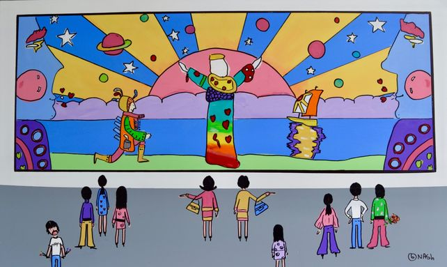 The Peter Max Museum