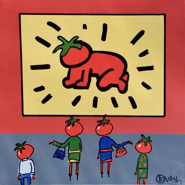 Radiant tomato