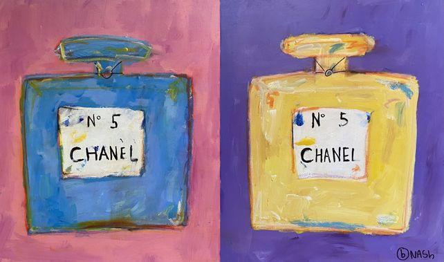 Chanel #5 Pour Deux