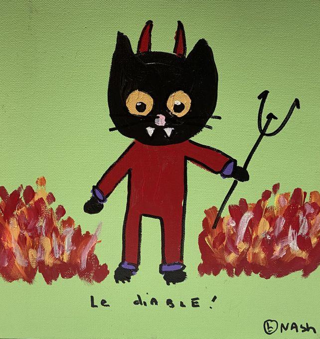 Le Diable!