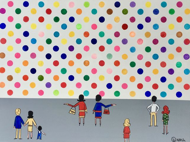 Damien's Dots