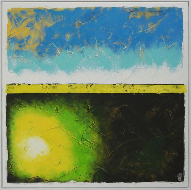 Mr Greenfield Blue Sky - Incl. Frame