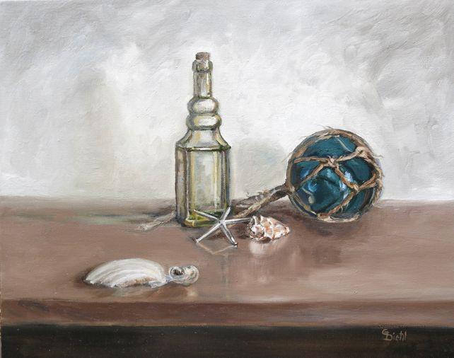 Maritime Living (Framed)