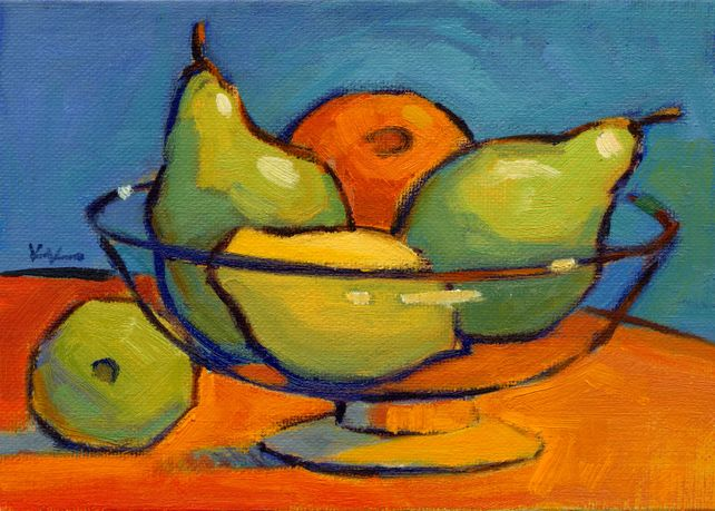 Pears and Friends