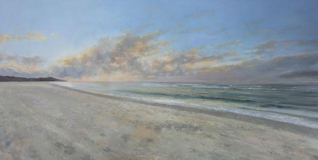 Home Beach Dusk