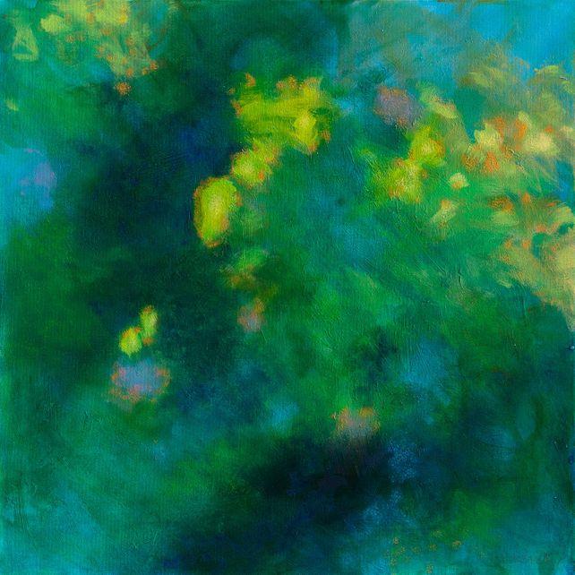 So green - nature abstract