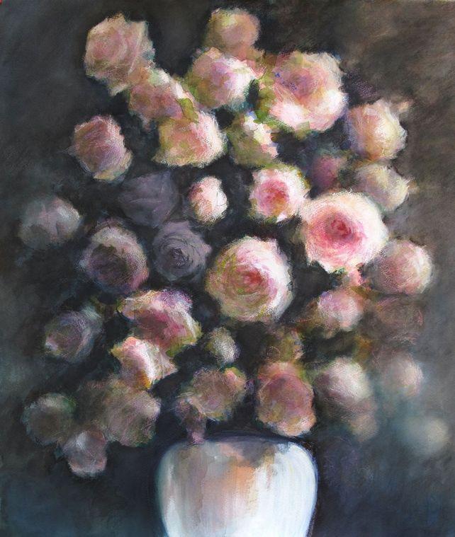 Roses bouquet - Le bouquet de roses