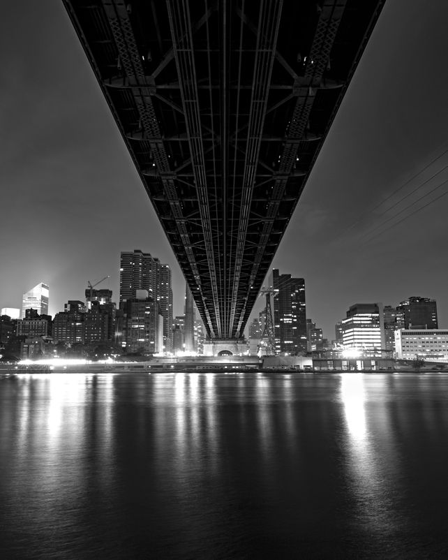 NYC Under The Bridge