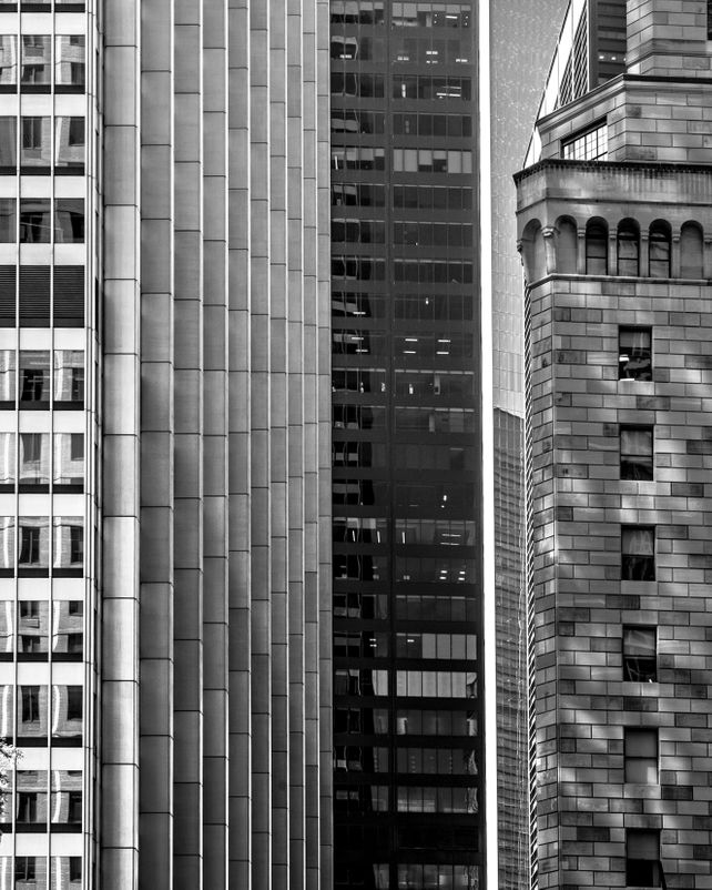 NYC Four Buildings