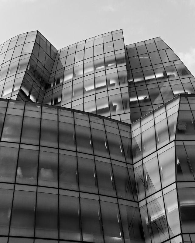 NYC Glass Waves