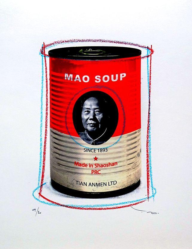 Tehos - Mao Soup