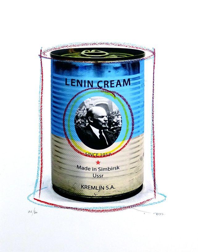Tehos Lenin cream