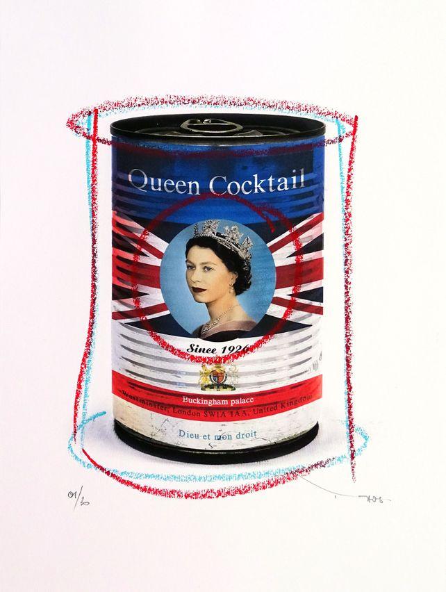 Tehos - Queen Cocktail