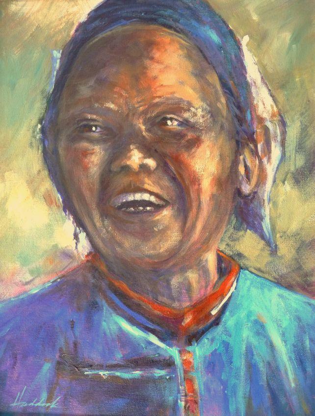 Miaou Woman