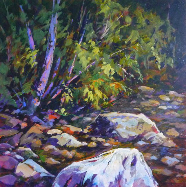Gold Creek Study