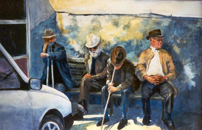 Carrara Men's Club