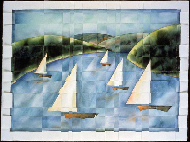 Sailboats St. John