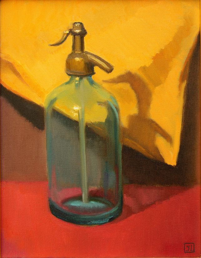FRENCH SIPHON BOTTLE