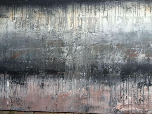 abstract historic wall No.1