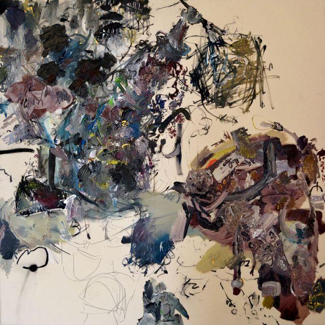 Panting, Painting