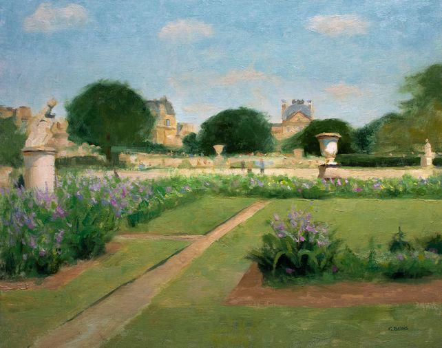 Tuileries Garden Paris (Jardin des Tuileries)