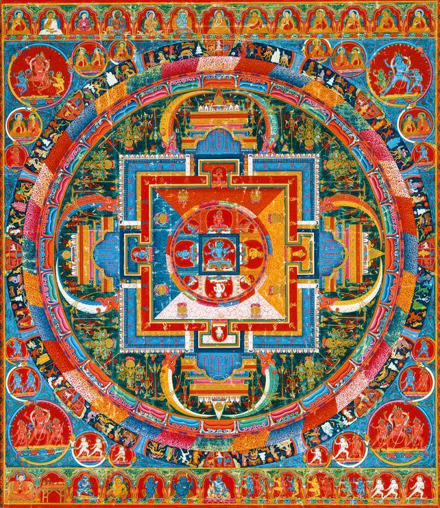Rubino Yoga Mandala 3