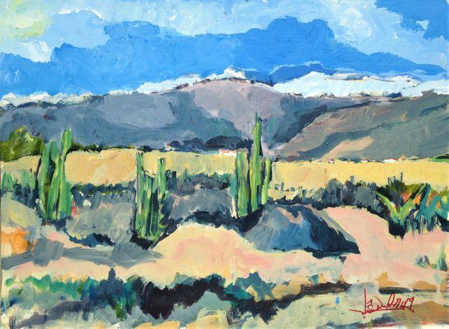 High Desert Vista