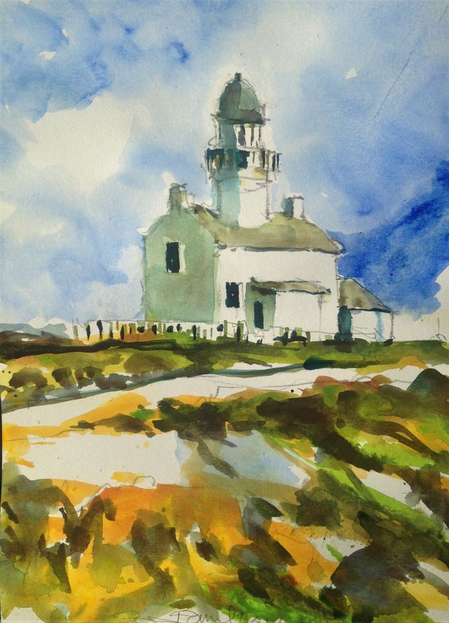 The Lighthouse of Cabrillo