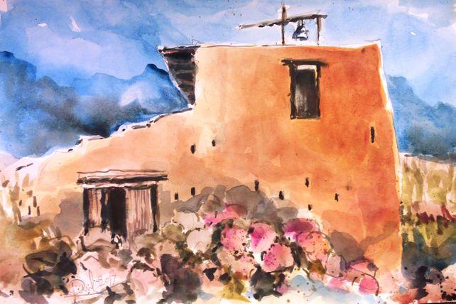 Che Pueblo Desert