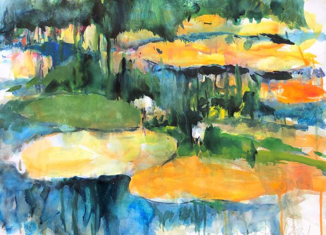 A Brush With Monet