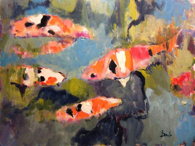 Landscape no 57 (Koi)