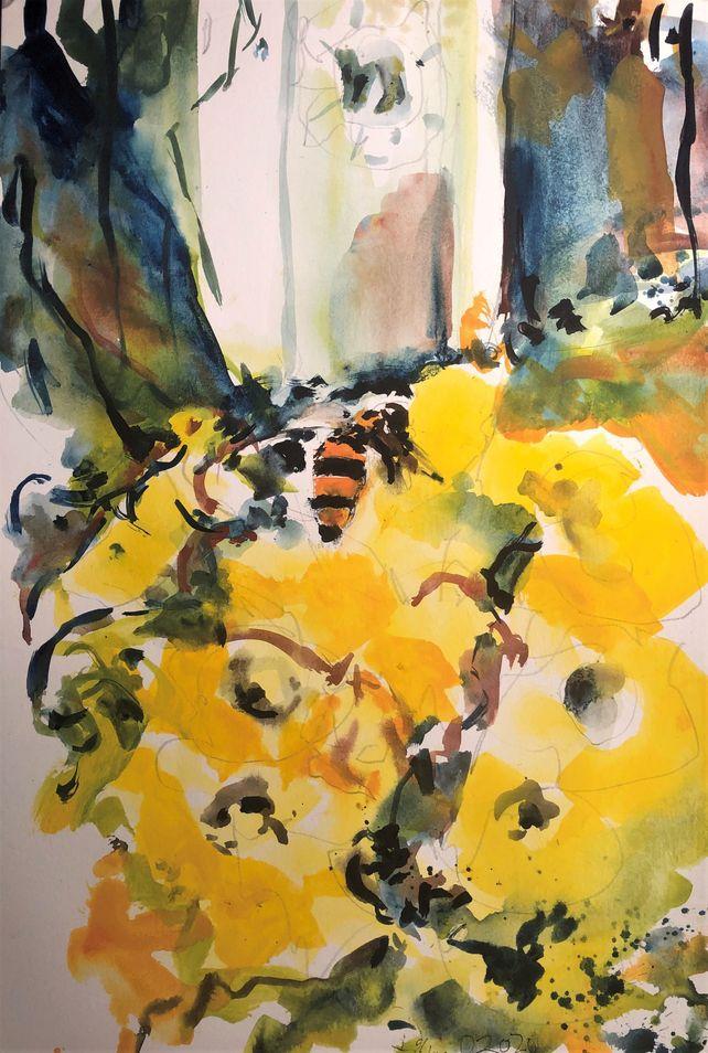 Backyard Bumblebee