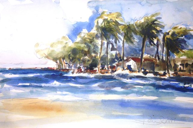 South Seas Tropical