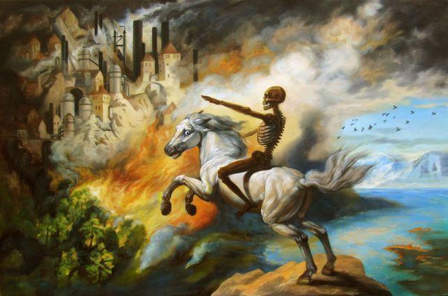 Forward to Death