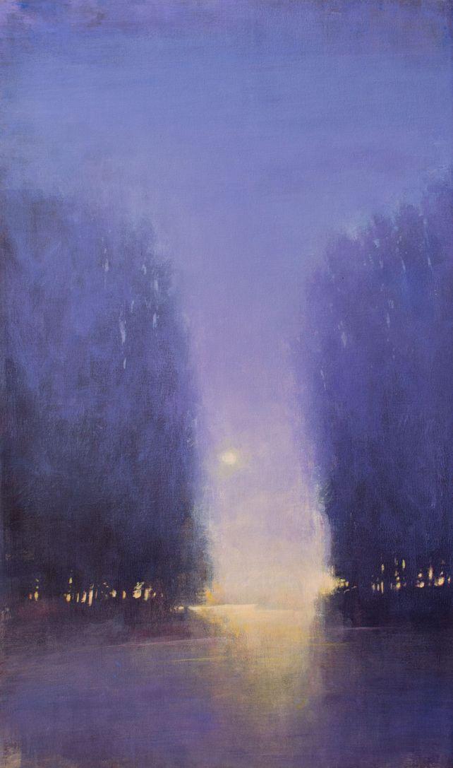 Violet Moonrise 200110