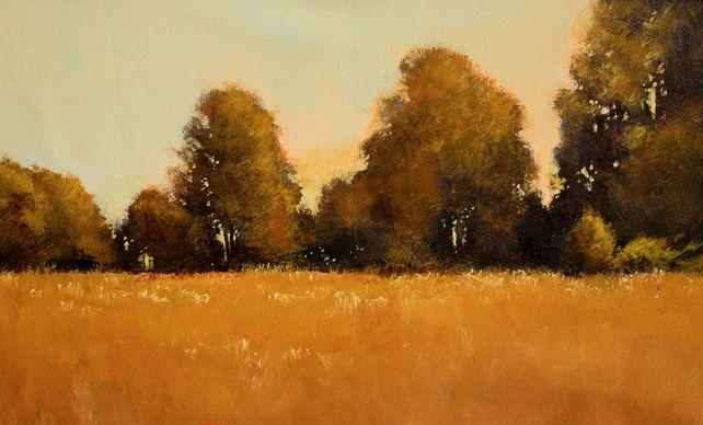 Golden Field Tree Line 6.19