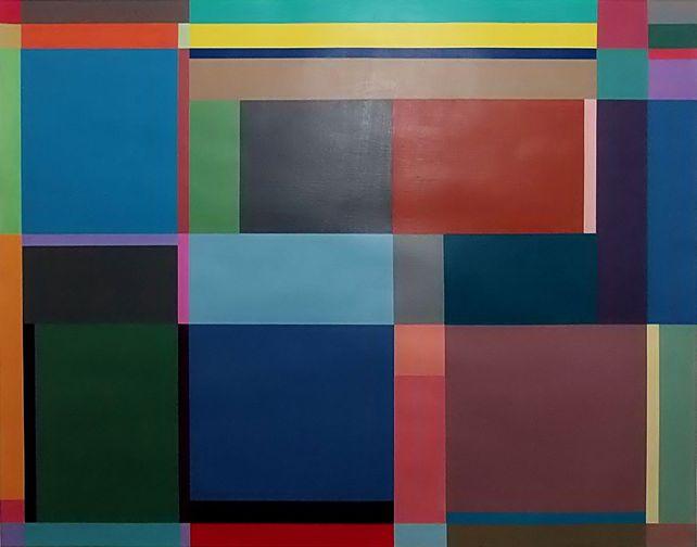Concrete Composition 11, 2019