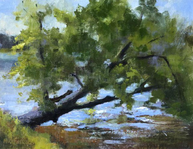 Swimming Tree
