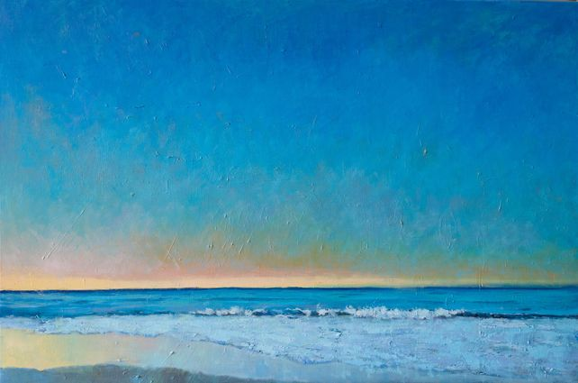 Waves, first light