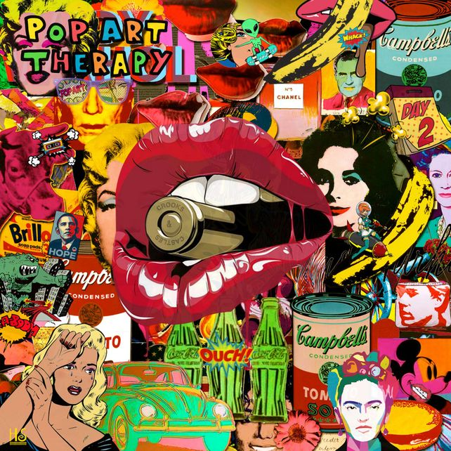 Pop Art Therapy