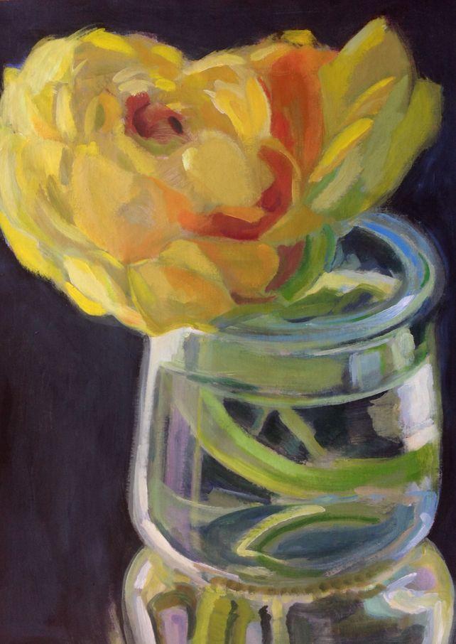 Yellow Blooom