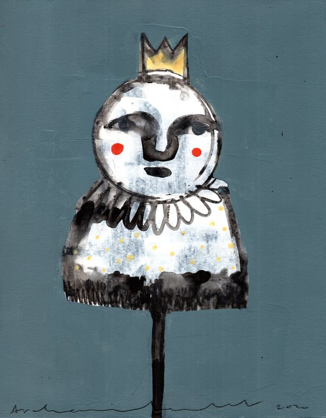 KING - MARIONETTE - original