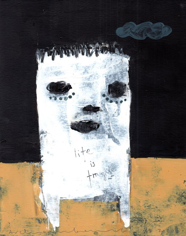 LIFE IS FRAGILE - ORIGINAL