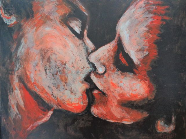 Lovers - Sunset Kiss