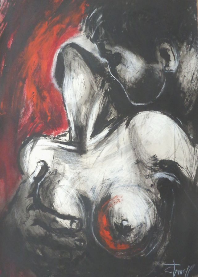 Lovers - Gypsy Passion 3 (SOLD)