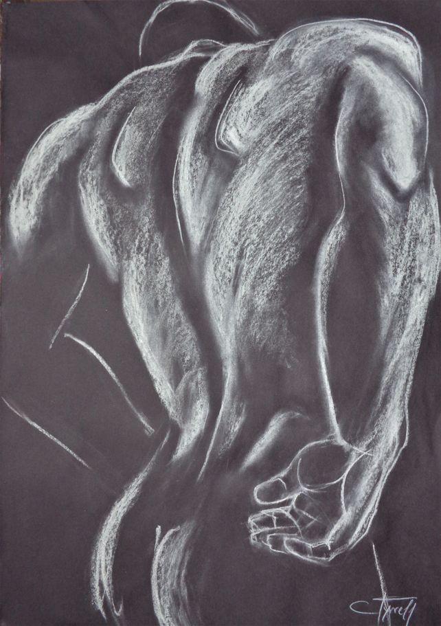 Man Nude Figure 3