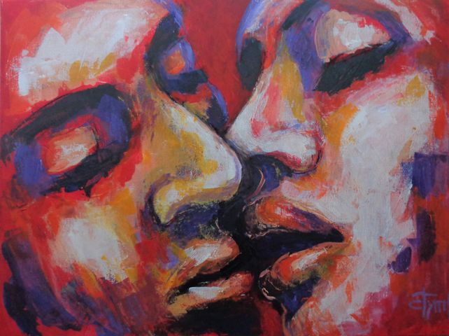 Lovers - Red - The Colour Of Love 1