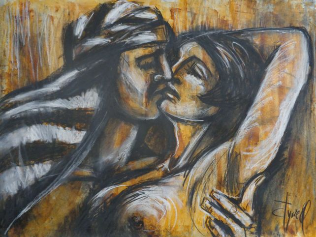 Lovers - Laurence Of Arabia