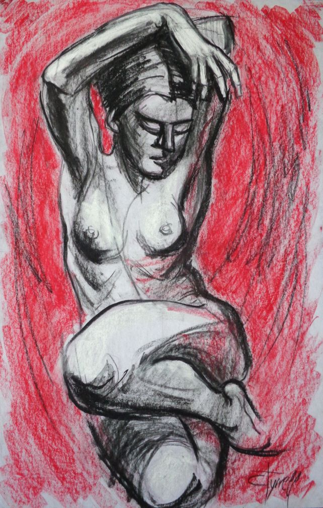 Venus 1 - Female Nude