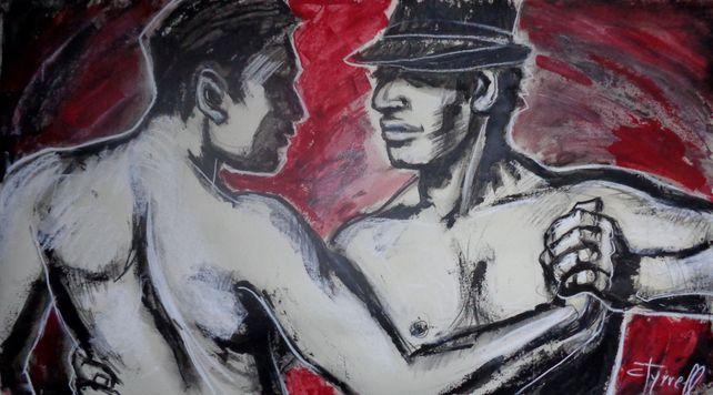 Men Friends - Tango